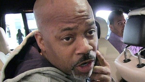 Damon Dash Sued by Director & Production Co. Over Movie 'Dear Frank'