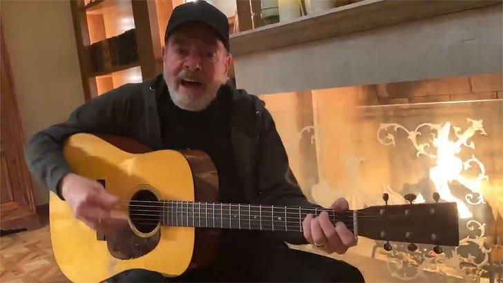 Neil Diamond Changes Words To Sweet Caroline For Coronavirus