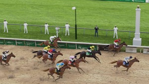 Secretariat Wins Virtual Kentucky Derby Versus Triple Crown Champs Past