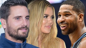 Scott Disick Confirms Khloe Kardashian, Tristan Thompson Back Together