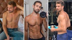 Nick Viall's Shirtless Shots