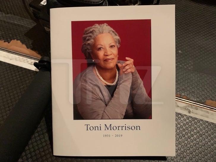 Toni Morrison's Celebration Of Life