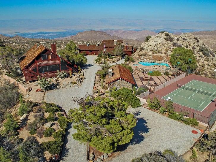 Frank Sinatra's Palm Desert Home