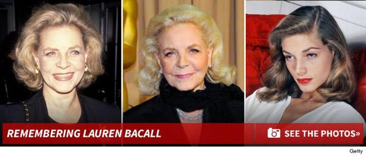 Remembering Lauren Bacall