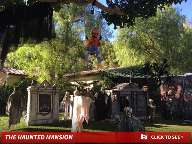 James Cameron's Haunted Malibu Mansion
