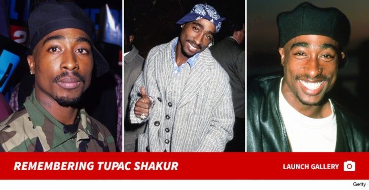 Remembering Tupac Shakur
