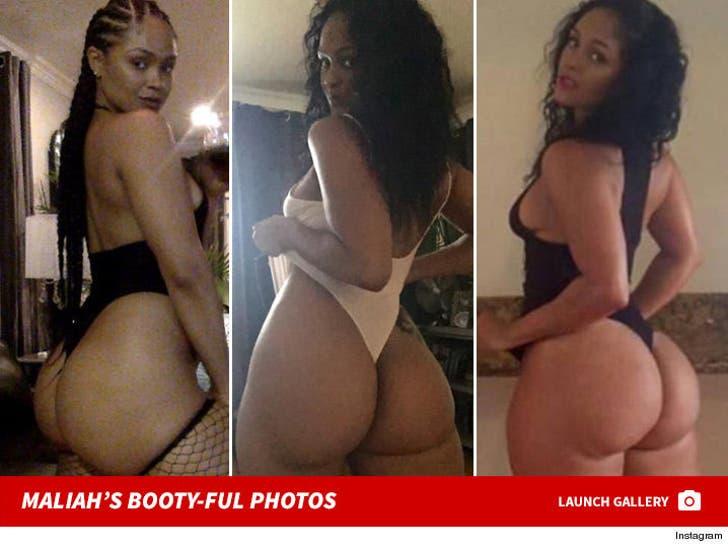 Maliah Michel's Booty-Ful Instagram Shots
