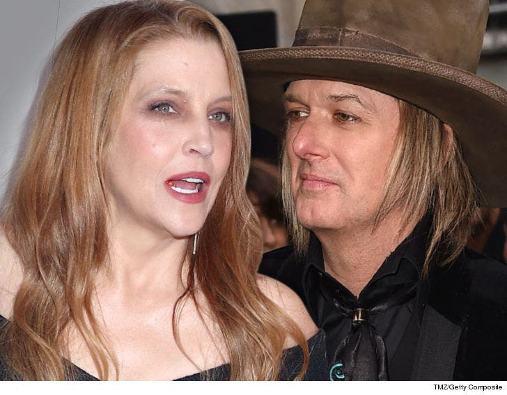 Lisa Marie Presley Ordered to Pay Estranged Husband Michael