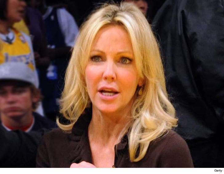 Heather Locklear Will Escape Felony Charge In Domestic Violence Arrest