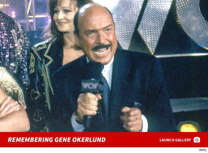 Remembering Mean Gene Okerlund