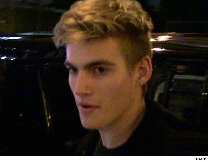 Rande Gerber & Cindy Crawford's Son, Presley, Charged with DUI