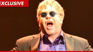 Elton John Sued Over 'Nikita' Song -- You Jacked My Lyrics!!!