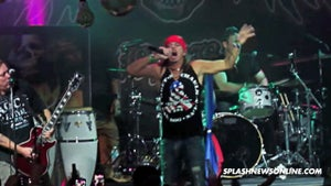 Bret Michaels -- Having Nothin' But A Good Time ... Fresh Out of Surgery