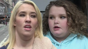 Honey Boo Boo Won't Move Back in With Mama June Until Geno's Gone