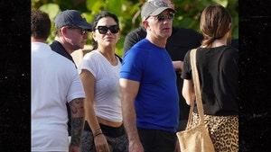 Jeff Bezos and GF Lauren Sanchez Yacht Vacation in St. Barth's