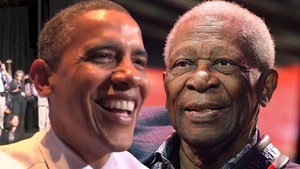 Barack Obama Letter to B.B. King For Sale for $17,500