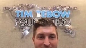 Tim Tebow Says He Won't Give Up Baseball To Re-Join Urban Meyer In NFL