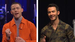 Nick Jonas Tries Reassuring Kevin on 'SNL' Jonas Brothers Still a Band