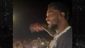 Phoenix Suns Fans Swarm AZ Streets to Greet Team After 4-Game Sweep, Epic Celebration!