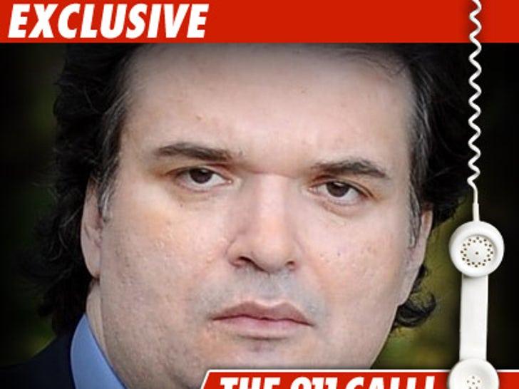 Simon Monjack -- The 911 Call