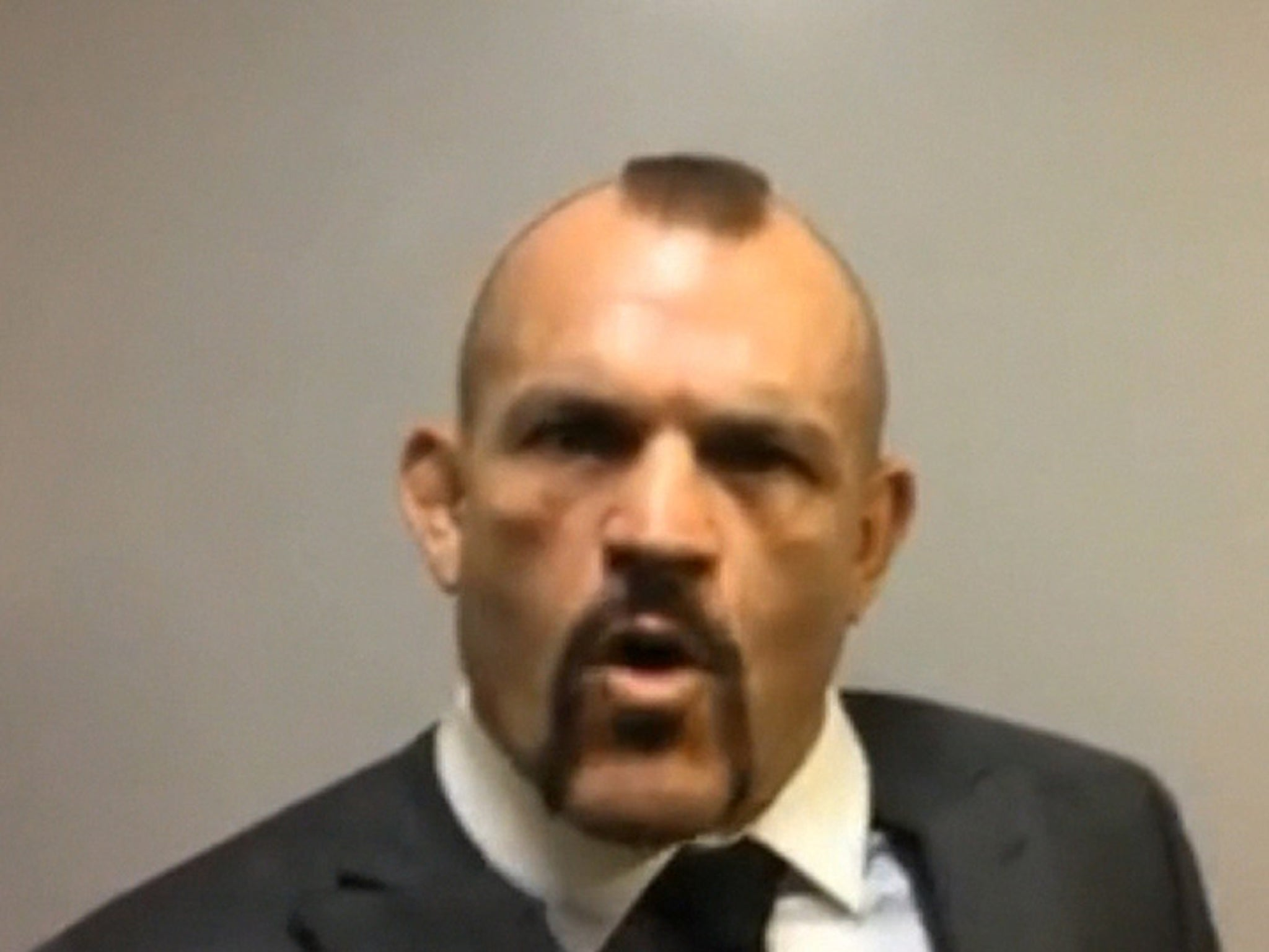Chuck Liddell Threatens To Smash Rampage Jackson After Tito Ortiz
