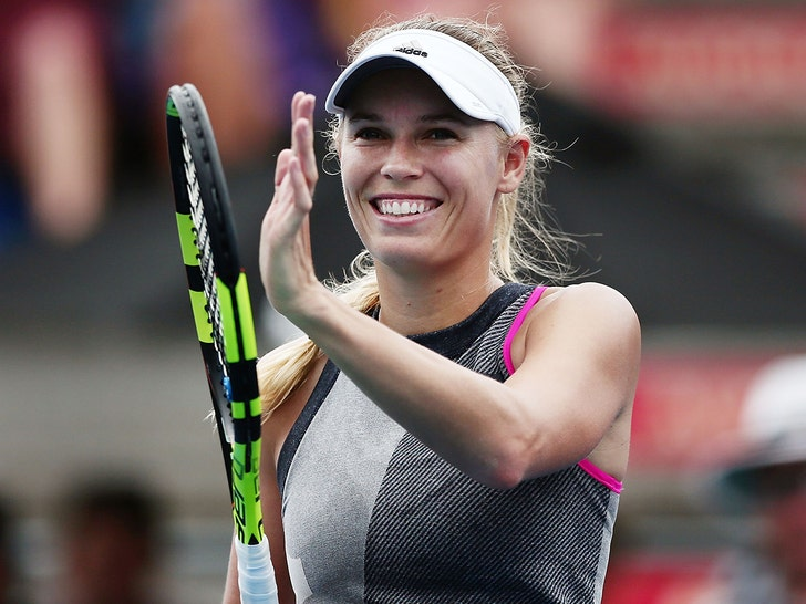 Caroline Wozniacki shockingly announces her retirement from tennis at just 29