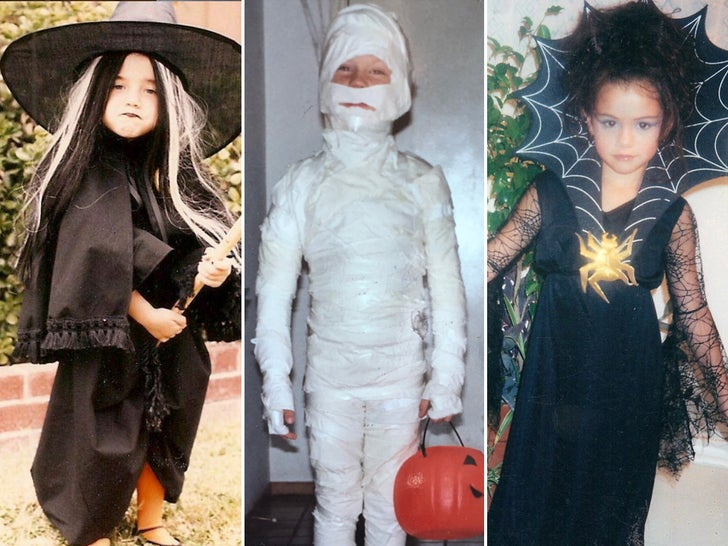 Guess Who These Halloween Kids Turned Into! -- Part 2