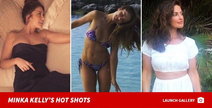 Minka Kelly's Hot Shots