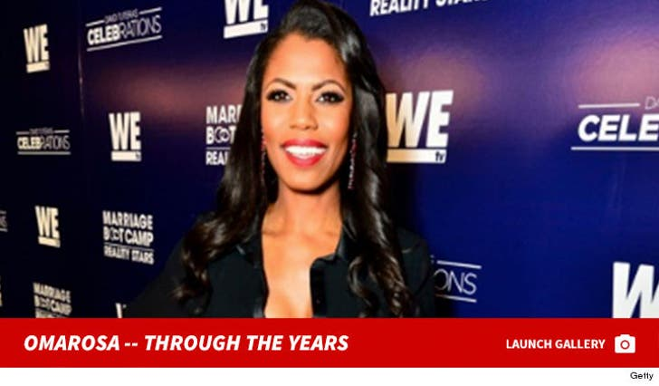 Omarosa -- Through the Years