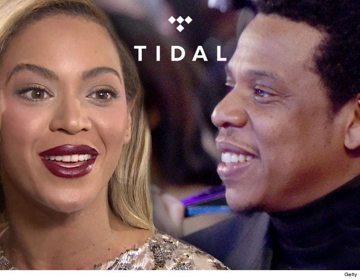 Jay Z And Beyonce Release Surprise Joint Album On Tidal