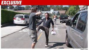 Sean Penn Settles Paparazzi Lawsuit