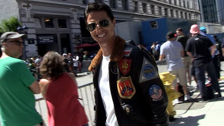 Top Gun: Maverick Trailer Sparks Controversy Over Change to Tom Cruise's Jacket
