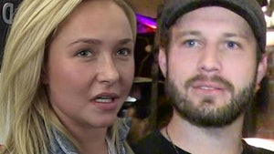 Hayden Panettiere's ex-BF Brian Hickerson Arrested and Charged with Domestic Violence and Assault