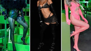 Rihanna's Savage X Fenty Show Vol. 2 Sneak Peak, Behind the Scenes