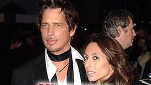 Chris Cornell's Widow, Vicky, Sues Soundgarden Over Buyout Price