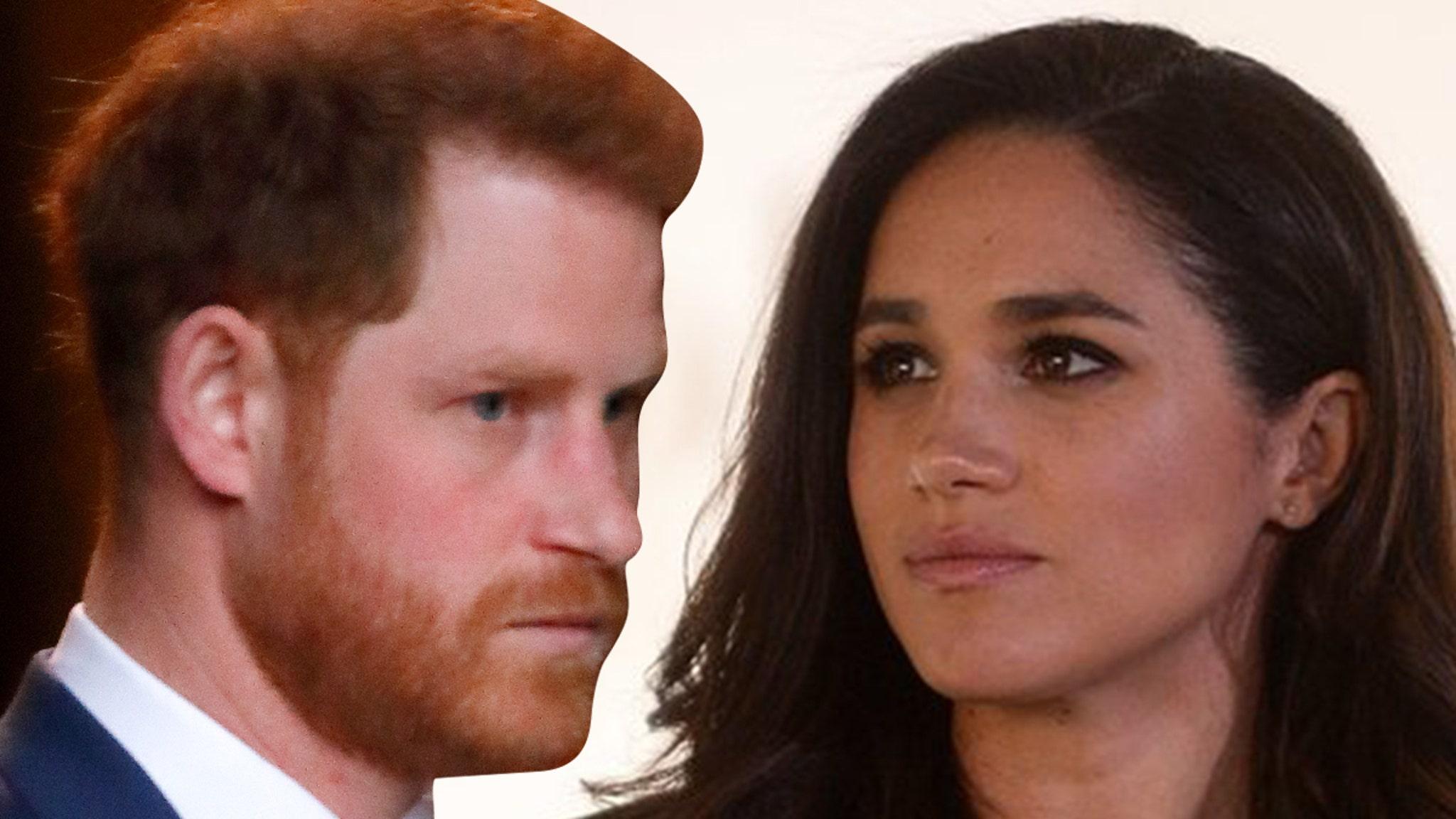 Принц Гарри и Меган Маркл официально объявлены «рабочими членами» королевской семьи