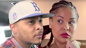 T.I. Sued for Defamation by Woman Who Claims He Put Gun to Her Head