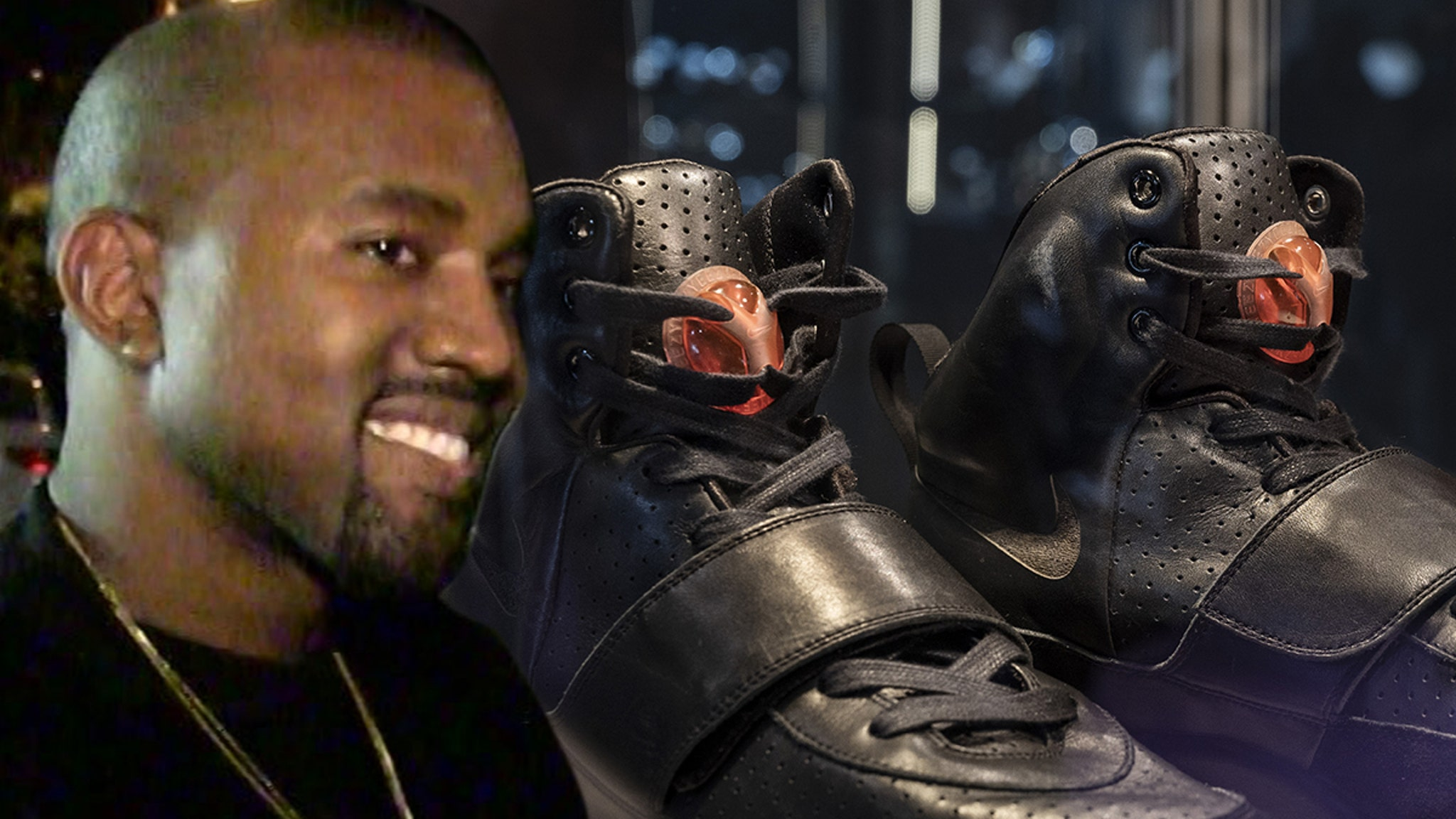 Kanye West 'Grammy Worn' Nike Air Yeezy 1s Sell for Record $1.8 Million