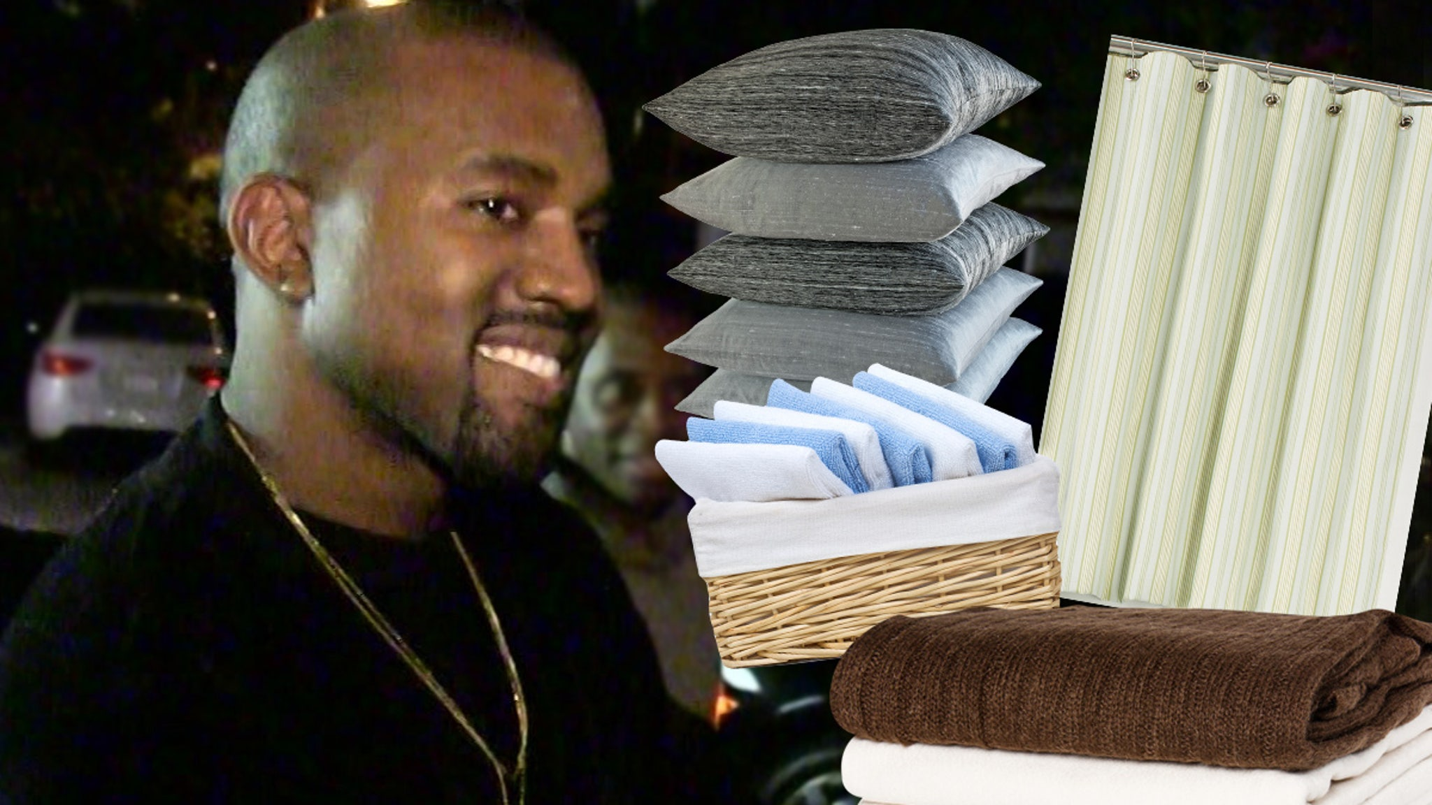 Kanye West Prepping for New Homeware Line, Files for Trademark thumbnail