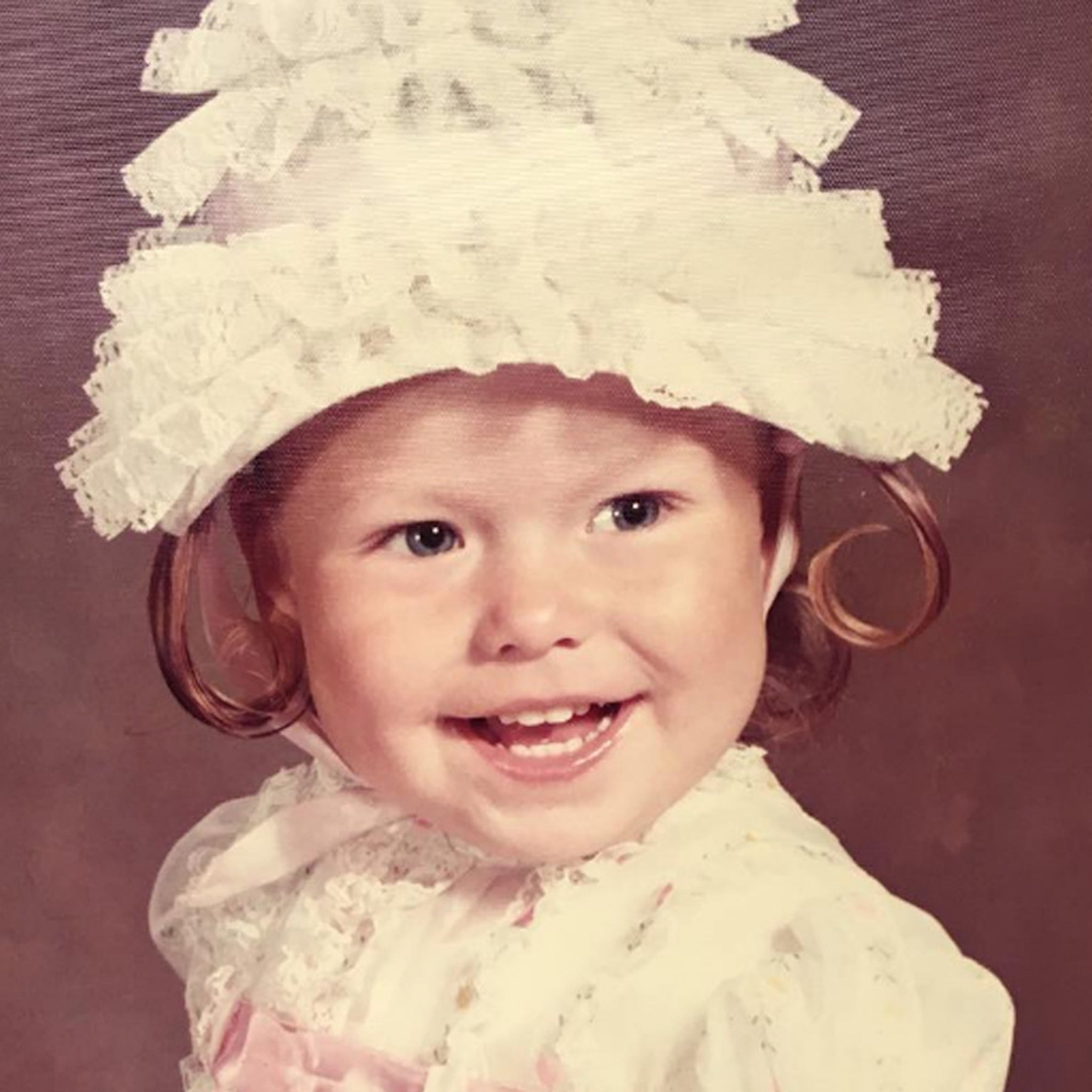 Guess Who This Curlicue Cutie Turned Into!