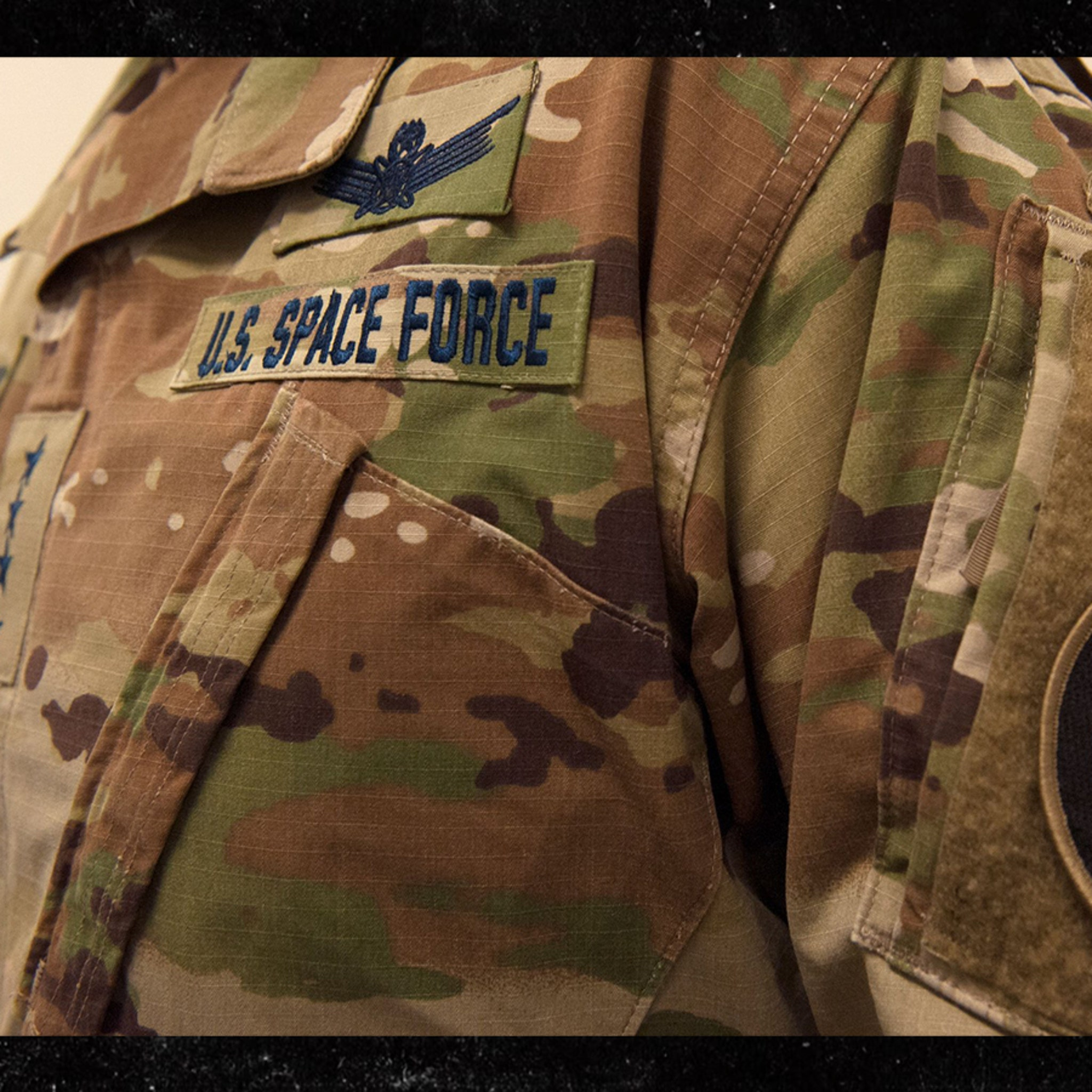 Space Force Reveals First Uniform and They Might Need a Redesign