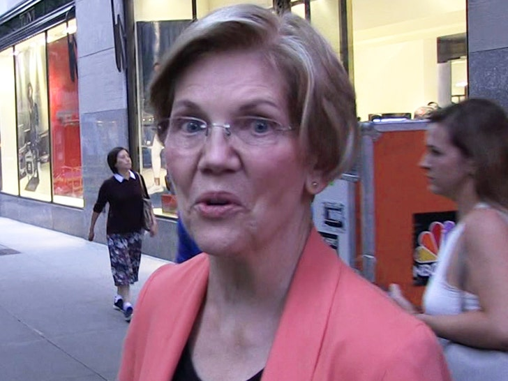 Oh Baby! Elizabeth Warren May Have Played Victim