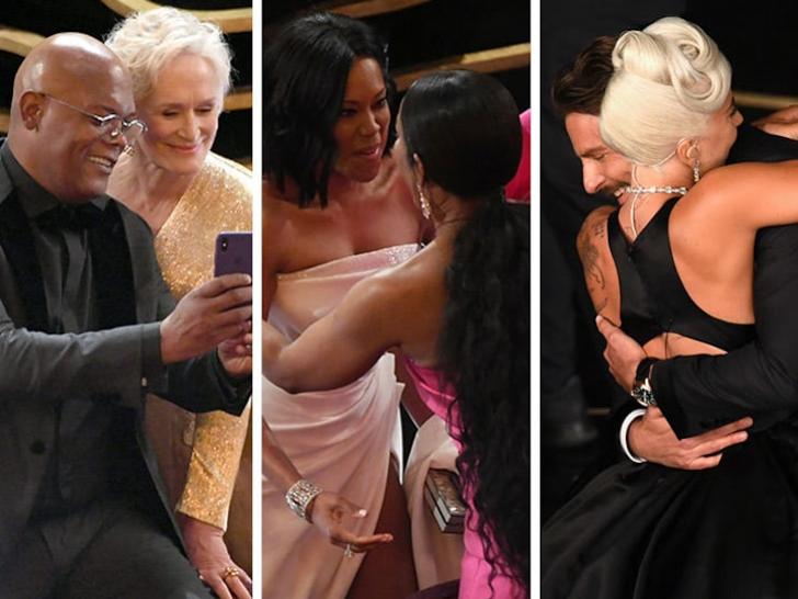 91st Annual Academy Awards -- Behind the Scenes Photos