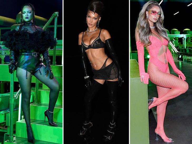 Rihanna's Savage X Fenty Show Vol 2 -- Behind The Scenes