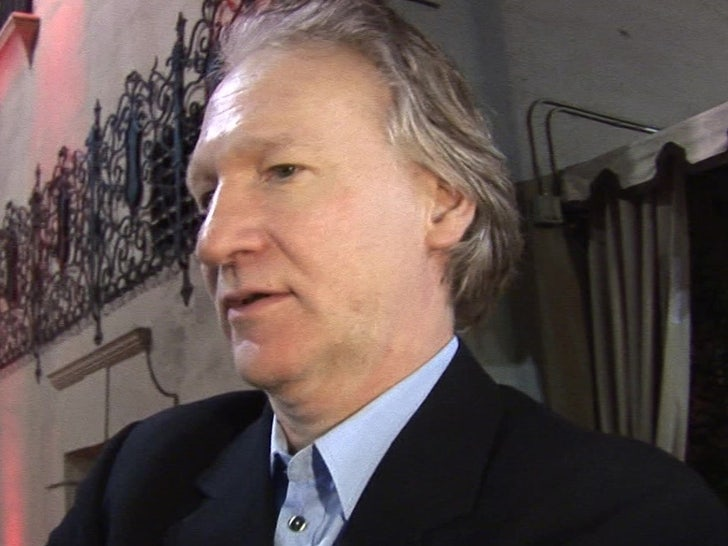 Bill Maher Tests Positive for COVID-19, Pauses 'Real Time'.jpg