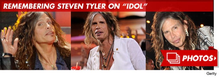 "Remembering Steven Tyler on ""IDOL"""