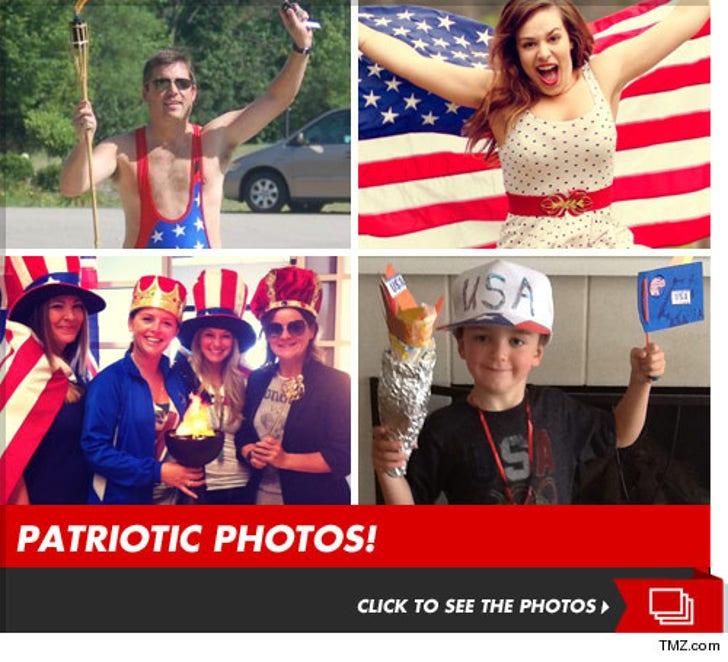 TMZ's Team USA Olympic Fever Photo Contest!