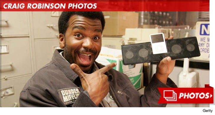 Craig Robinson Photos