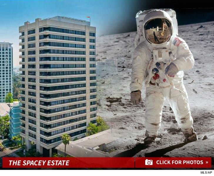 Buzz Aldrin's Wife -- The New Spacey Estate