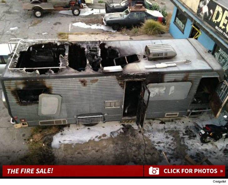 Sharknado RV -- Fire Sale!